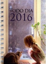 Agenda Todo Dia Wire-O Capa dura - De: R$ 32,00 Por: